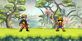 Creetor Animation Fighting