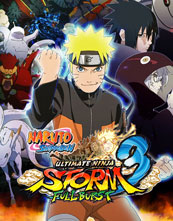 Naruto Shippūden: Ultimate Ninja Storm 3 Full Burst
