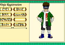 Naruto Ninja Creator Gameplay