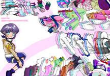 Dress Up Hinata Hyuga Gameplay