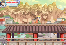 Naruto Adventure Gameplay