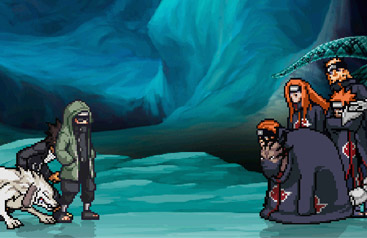 Naruto Konoha Legends Mugen 5