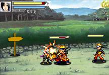 Naruto GG 0.8 Gameplay