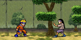 Naruto Flash Battle 1.4