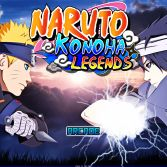 Naruto Konoha Legends Mugen 5 - Screenshot