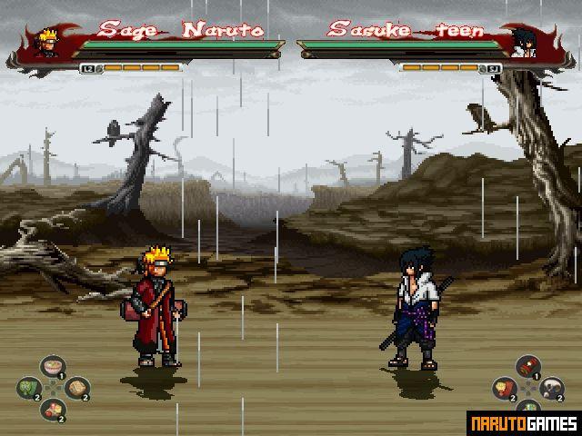 naruto mugen 2010 free download pc