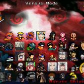 Naruto Ultimate Battle Chibi Mugen - Screenshot
