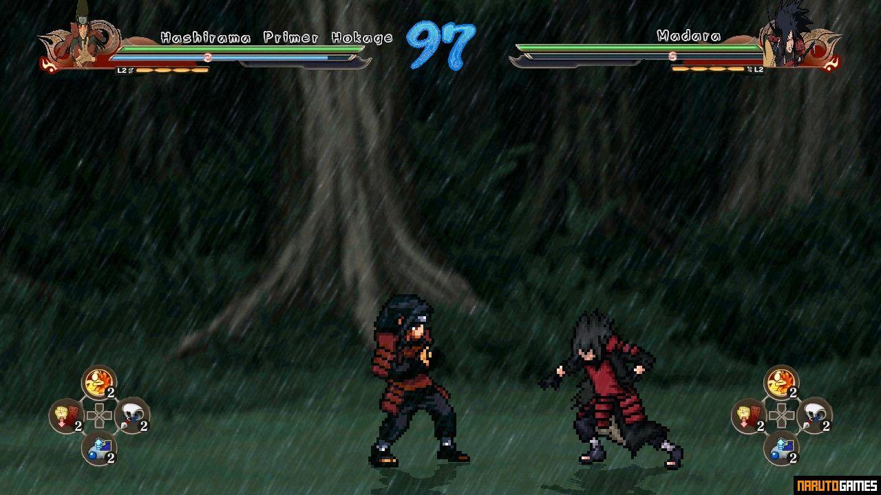 Naruto Shippuden Ultimate Ninja Storm 4 Mugen - Download ...