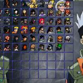 Naruto Ultimate Ninja Storm Generation Mugen - Screenshot