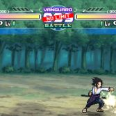 Fairy Tail x Naruto Mugen - Screenshot