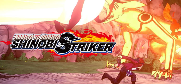 Naruto to Boruto: Shinobi Striker Japanese Digital Deluxe