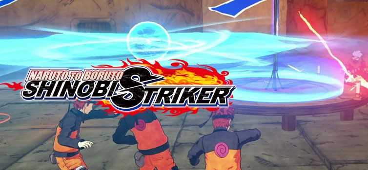 Naruto to Boruto: Shinobi Striker Flag Battle trailer