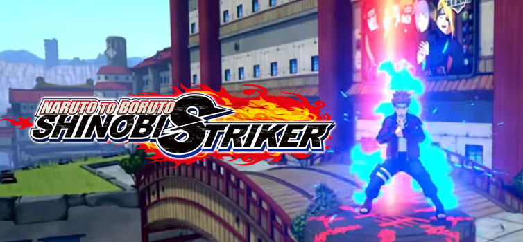 Naruto to Boruto: Shinobi Striker Barrier Battle trailer