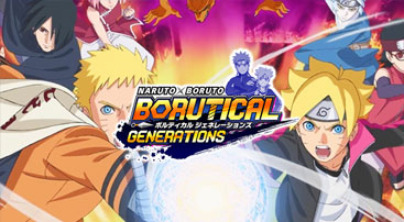Naruto x Boruto: Borutical Generations new trailer and screenshots
