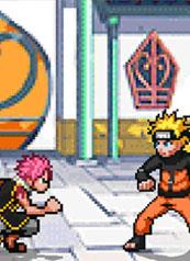 Fairy Tail x Naruto Mugen