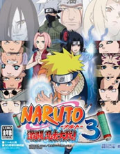 Naruto: Gekitō Ninja Taisen! 3