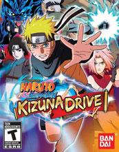 Naruto Shippūden: Kizuna Drive
