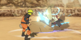 Ultimate Ninja Storm Revolution