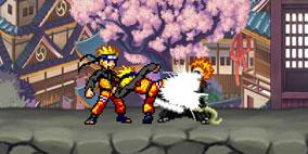 Anime Fighters CR Sasuke