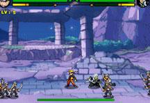 Comic Stars Fighting 3.3 Gameplay