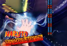 Naruto Ultimate Battle Title Screen