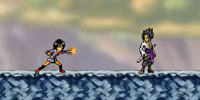 Bleach vs Naruto 0.9