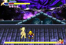 Naruto vs Luffy Gameplay