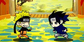 Naruto Mini Battle