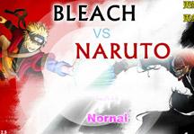 Bleach vs Naruto 2.5 Title Screen