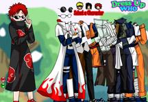Naruto Dress Up Gameplay