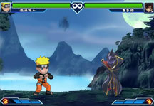 Anime Fighting Jam Wing 1.0 Gameplay