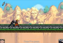 Naruto NG Gameplay