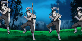 Zabuza Shadow Clone