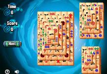 Naruto Tile Match Gameplay