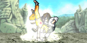 Naruto Shippuden Ultimate Ninja Storm 4 Mugen