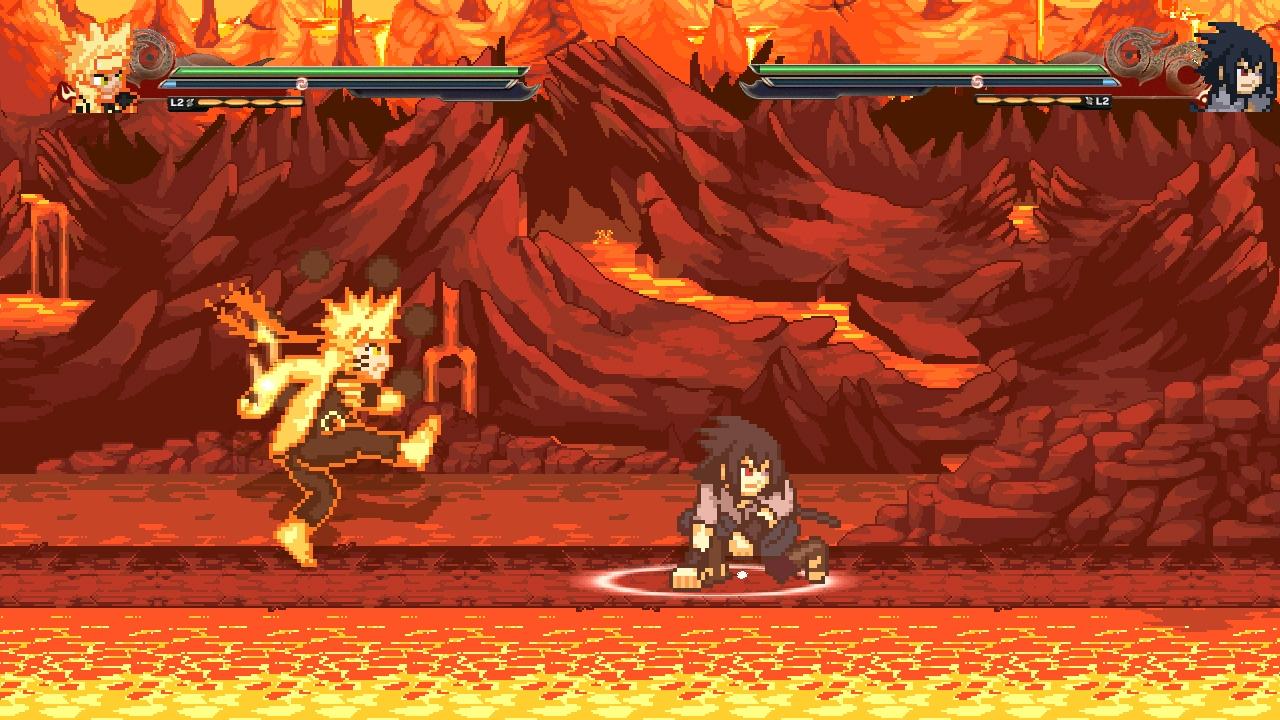 Resultado de imagen para Naruto Shippuden Ninja Generations MUGEN