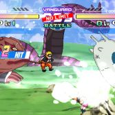 Fairy Tail x Naruto Mugen - Screenshot