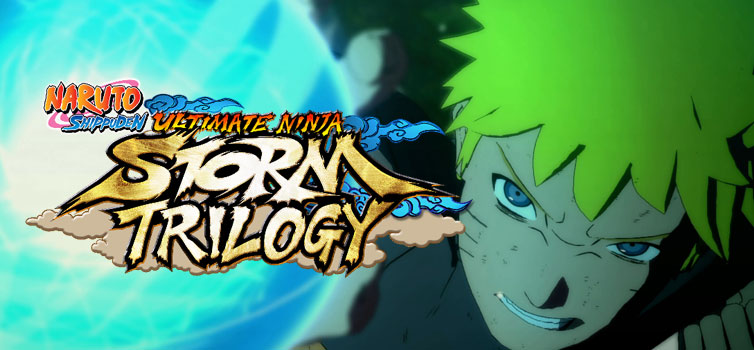 Naruto Shippuden: Ultimate Ninja Storm Trilogy for Switch coming to the Americas same day as European and Japanese releases