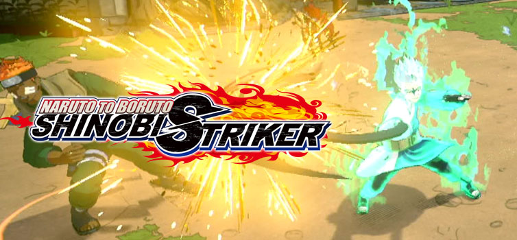 Naruto to Boruto: Shinobi Striker Japanese release date