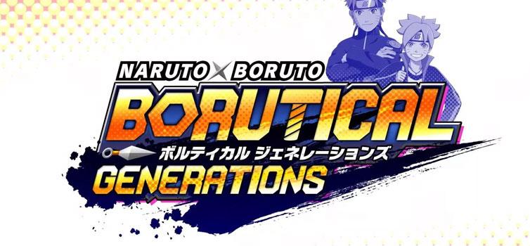 Naruto x Boruto: Borutical Generations announced as a new PC browser game