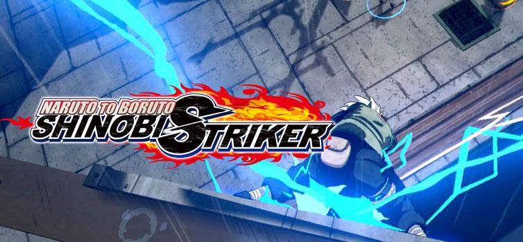 Naruto to Boruto: Shinobi Striker Co-Op Missions trailer