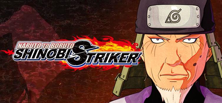 Naruto to Boruto: Shinobi Striker Hiruzen Sarutobi trailer