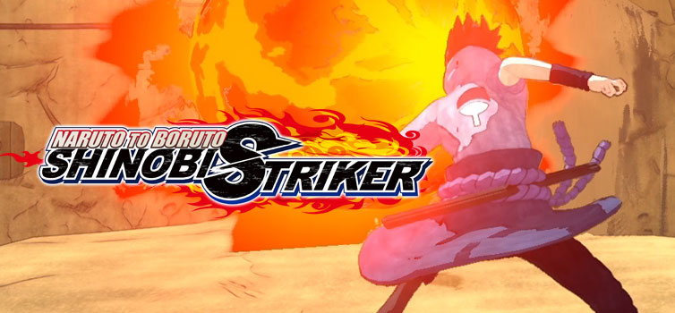Naruto to Boruto: Shinobi Striker worldwide PS4 open beta date, new screenshots