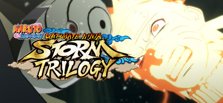 Naruto Shippuden: Ultimate Ninja Storm Trilogy for Switch release date for Europe